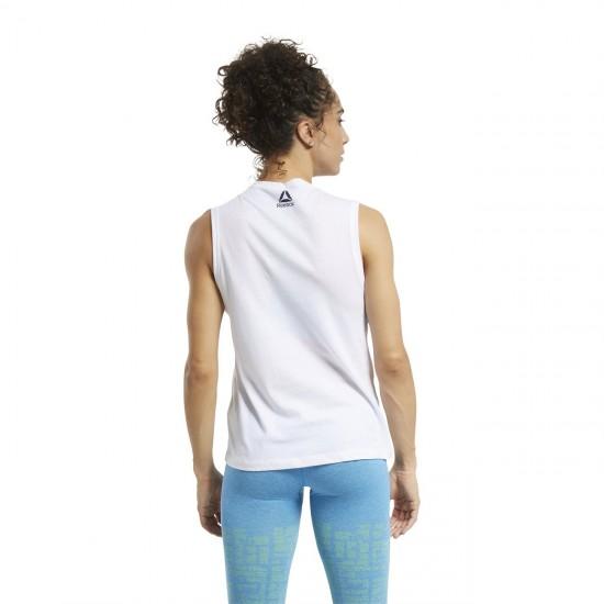 REEBOK Fitness femme REEBOK Débardeur femme Reebok CrossFit® Games Crest
